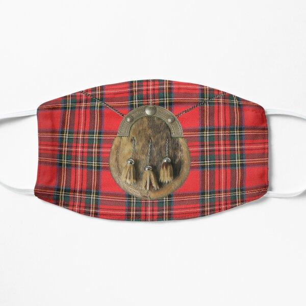 Royal Stewart Tartan Flat Mask