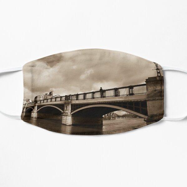 Bridge on river Thames in Windsor, UK Mask