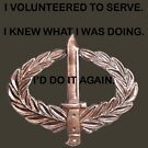 ICB- I served and I'm proud. by NemesisGear