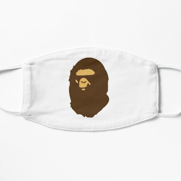 Bathing Ape Logo Mascarilla