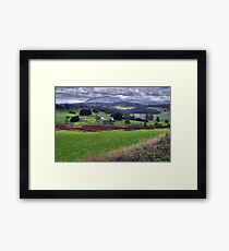 Mt Roland Framed Print