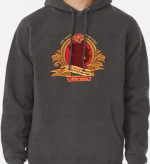 His Star-Burns Bright Pullover Hoodie
