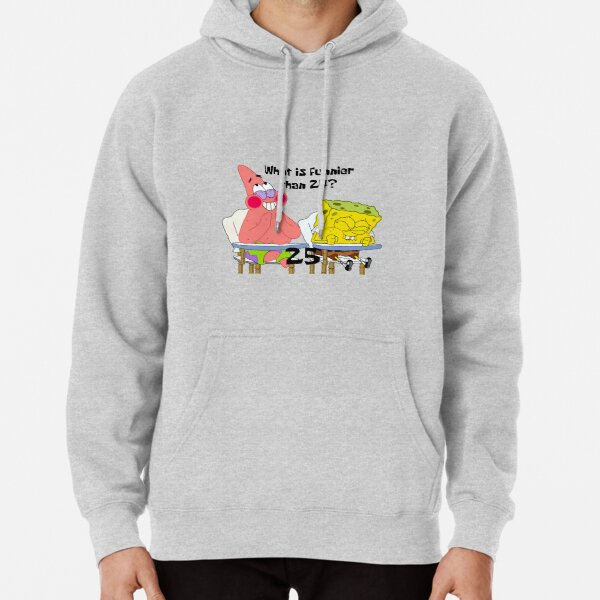 What is Funnier than 24? 25 Pullover Hoodie