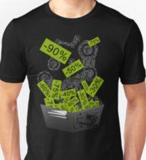 Steam Sales : Empty wallet season Unisex T-Shirt