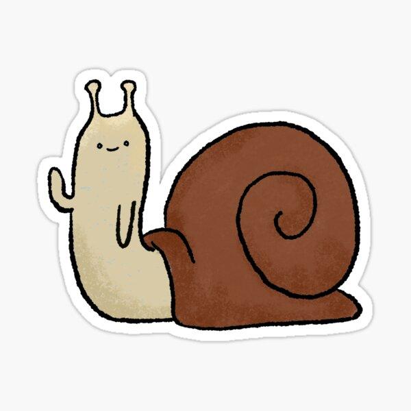 Lich Snail Sticker