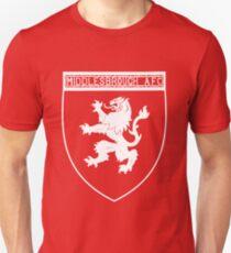 middlesbrough afc Unisex T-Shirt