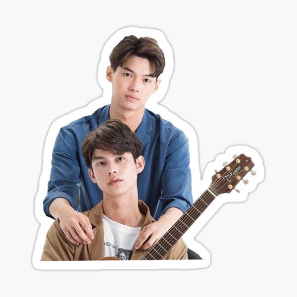 Tine & Sarawat 2gether Sticker