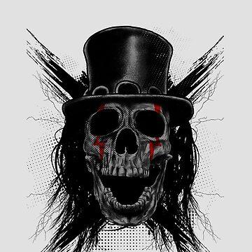 Skull Hat by myoubi