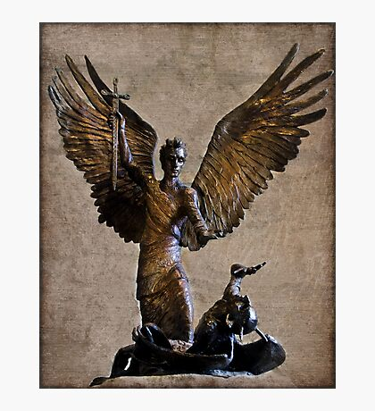 Avenging Angel Photographic Print