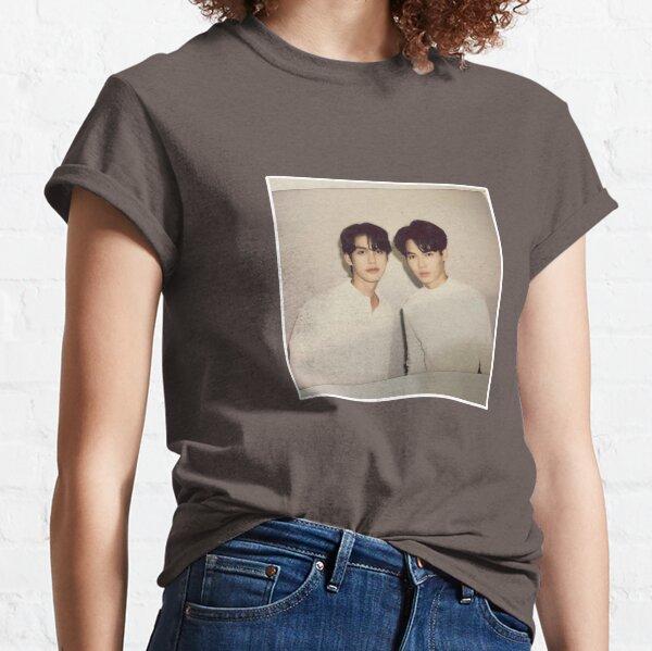 Copia de Tine y Sarawat 2 juntos Camiseta clásica