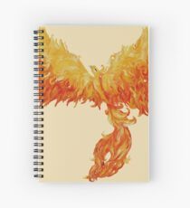 And I will rise Spiral Notebook