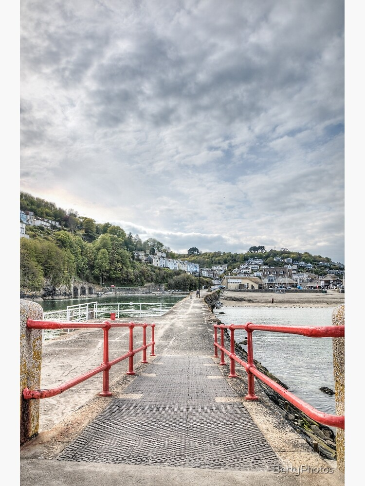 Looking Back, Looe by BertyPhotos