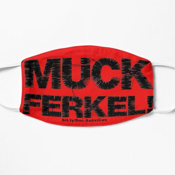 M.UCK F.ERKEL! | SATIRE | protest Mask