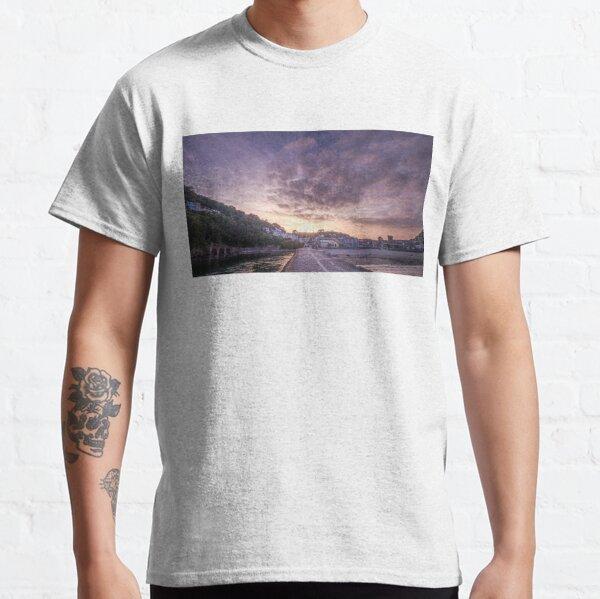 Banjo Sunset, Looe Classic T-Shirt