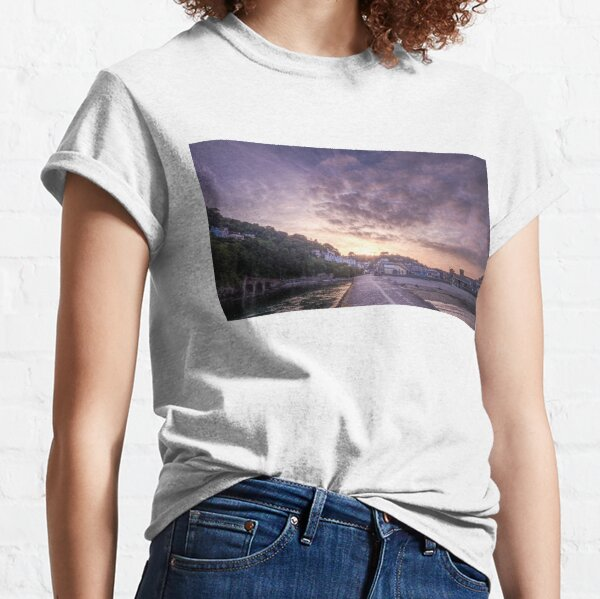 Banjo Sunset, Looe Classic T-Shirt