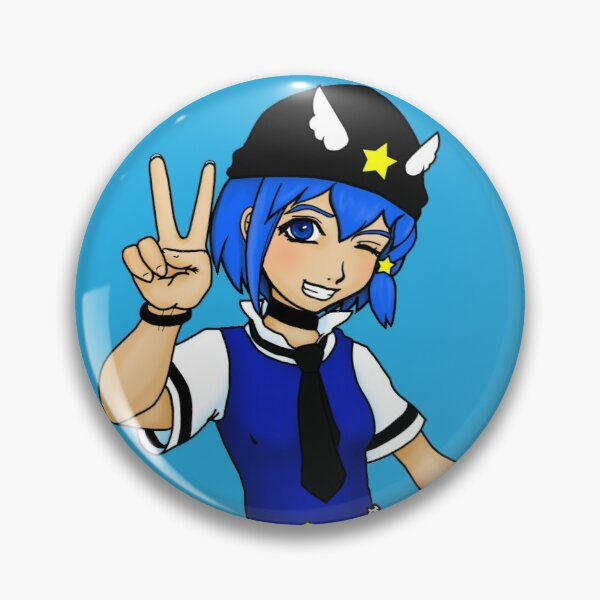 Super Cosplayer Victory Pin