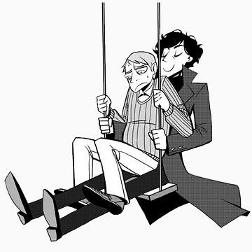 Sherlock Holmes: Swing by Lascaux