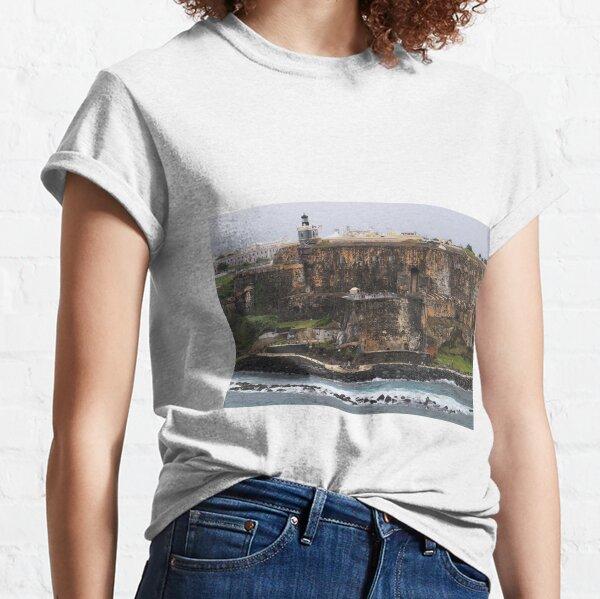 El Morro, San Juan PR Classic T-Shirt