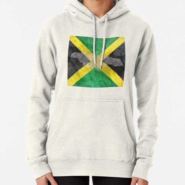 THOUGHTS OF JAMAICA Pullover Hoodie