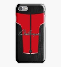Challenger Hood iPhone Case/Skin
