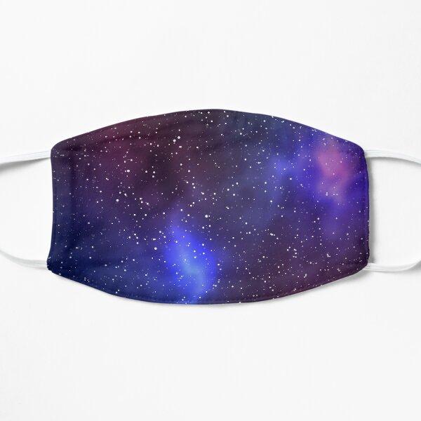 Space Galaxy Flat Mask