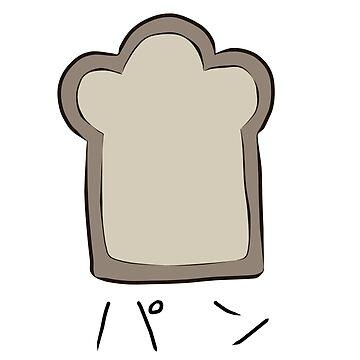 Anime Fashion: Toast  by Kryru