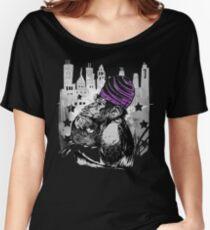 Evil Monkey Mojo Women's Relaxed Fit T-Shirt