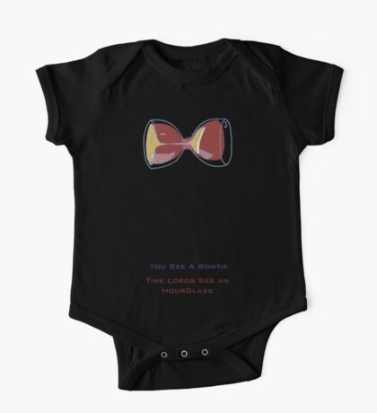 Doctor Who's Bowtie Kids Clothes