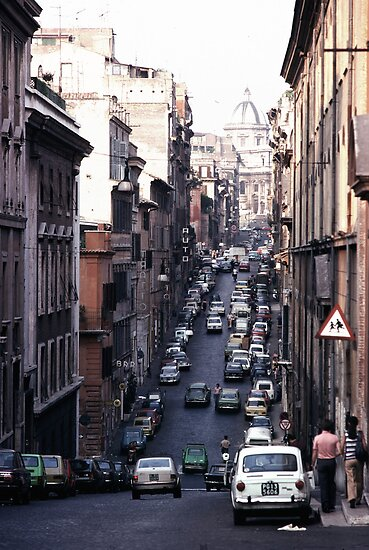 Rome Street by James2001