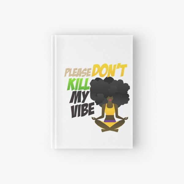MY VIBE Hardcover Journal