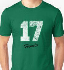Celtics Numbers - Hondo no. 17 T-Shirt