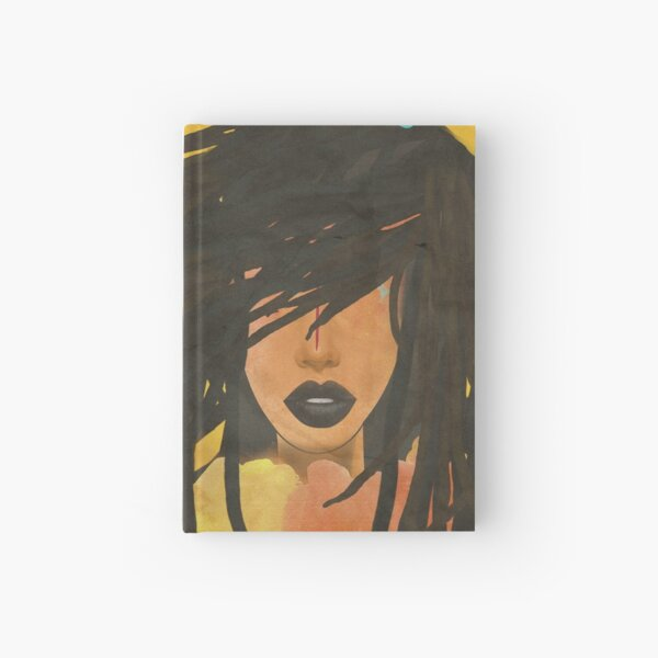 LOC ME UP Hardcover Journal