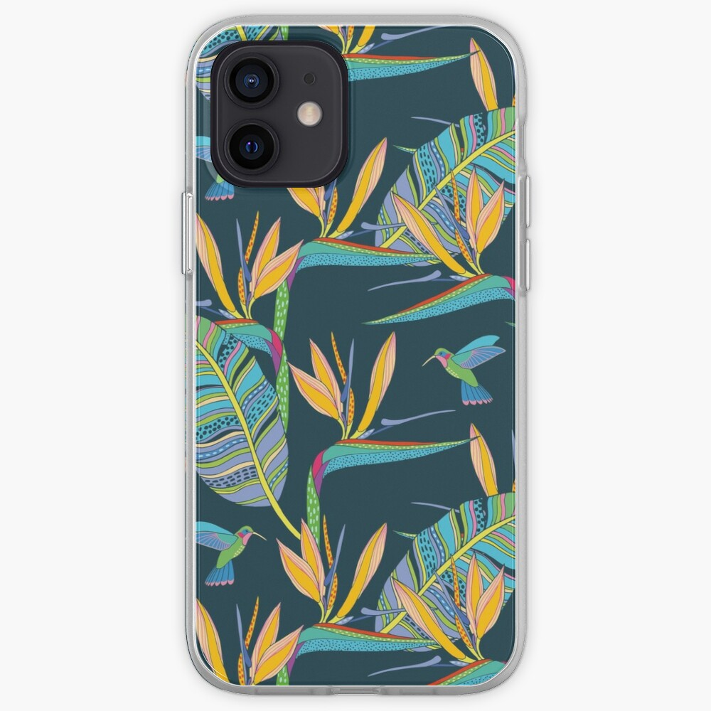 Bohemian Birds of Paradise iPhone Case & Cover