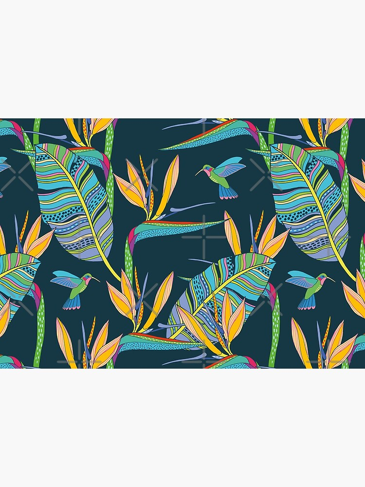 Bohemian Birds of Paradise by nadyanadya