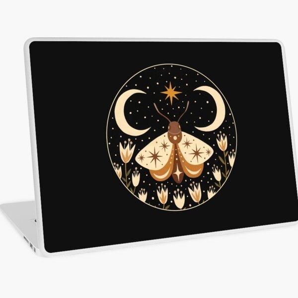 Between two moons Laptop Skin