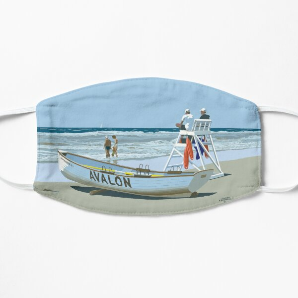 Avalon Beach Patrol Mask