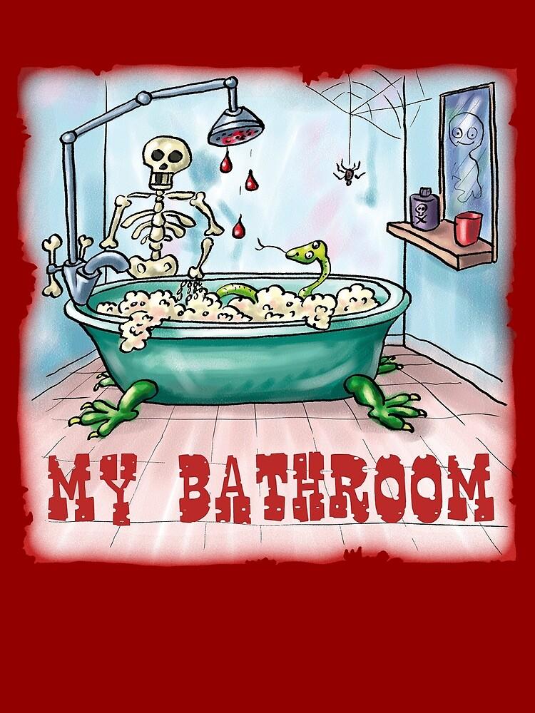 My Bathroom by Konstantinas