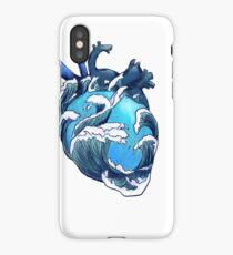Beneath the Waves iPhone Case/Skin