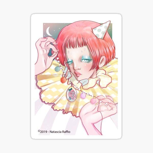 Pierrette Sticker