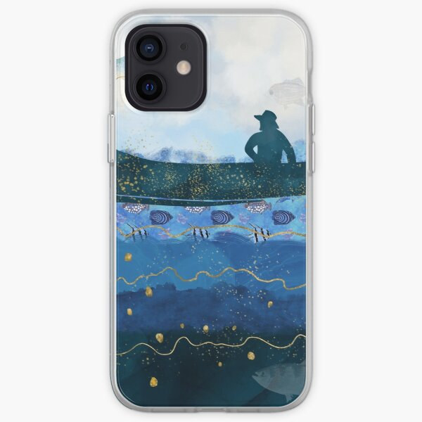 The Fisherman's Dreams iPhone Soft Case