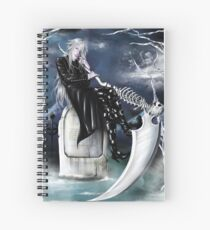 Undertaker! Spiral Notebook
