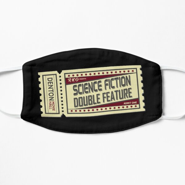 The Rocky Horror Picture Show - Science Fiction, Double Feature Flat Mask