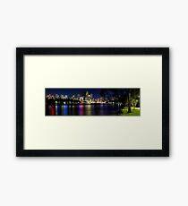 Brisbane from Kangaroo Point Framed Print