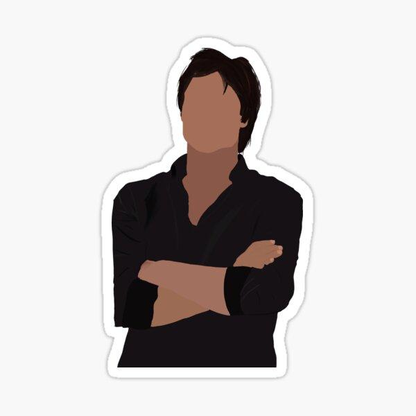 Damon Salvatore  Sticker