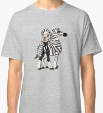 Twisted - Wild Tales: Etana and the Zebra Classic T-Shirt