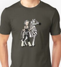 Twisted - Wild Tales: Etana and the Zebra T-Shirt
