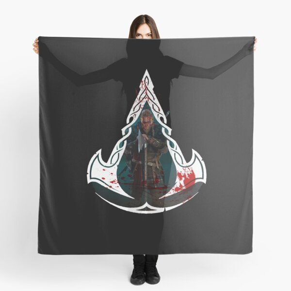 Assassins Creed Scarves Redbubble