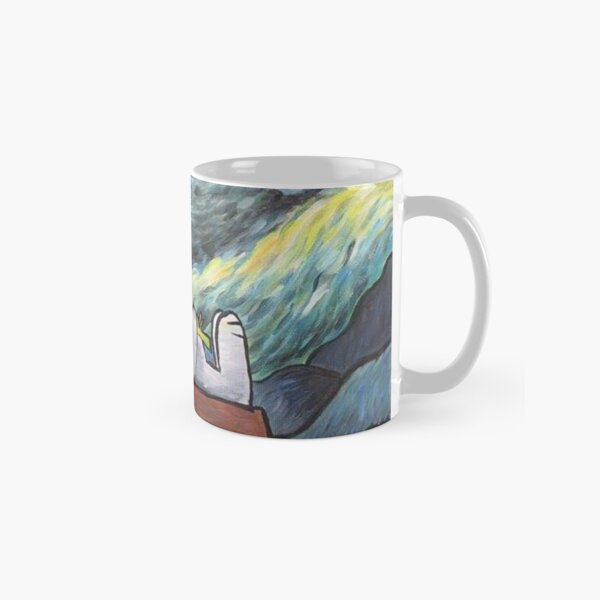 Illustration oil of a picture. Abstract illustration template suitable for printing children's prints on textiles, fabrics, clothes, boys, girls. Classic Mug