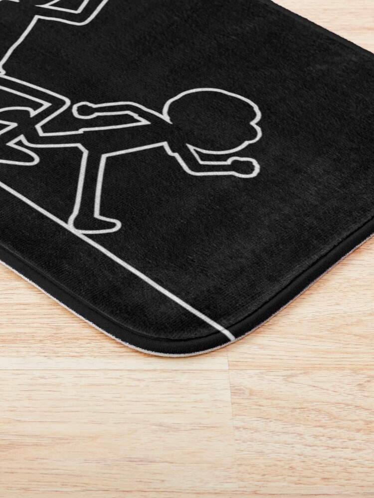 Alternate view of Rick and Morty Bath Mat