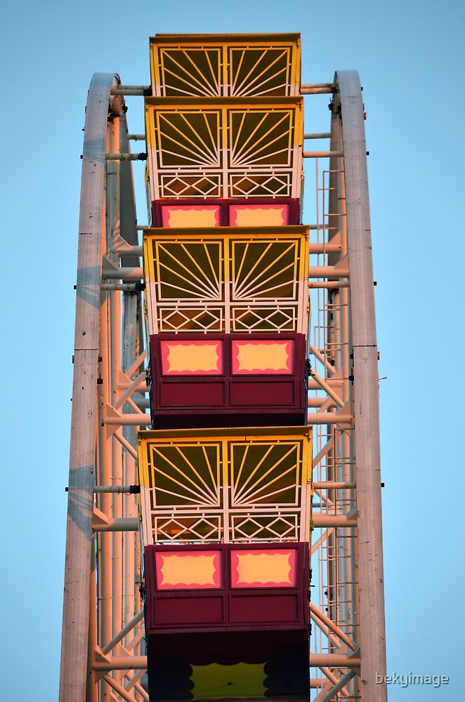 Big Wheel Chairs by bekyimage